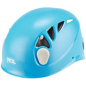 Petzl Elios casco turchese